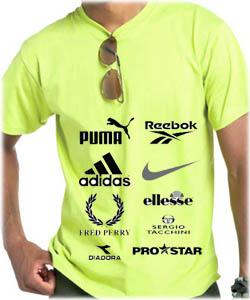 Abbigliamento sportivo da uomo