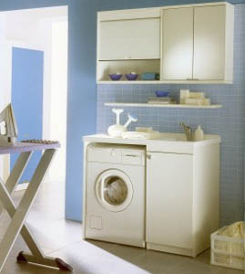 Come arredare la lavanderia di casa