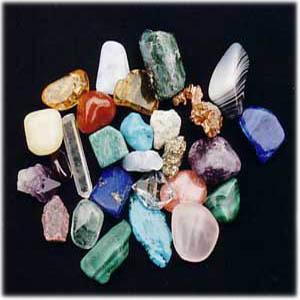 che cos'è la cristalloterapia