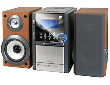 Impianto stereo modulare
