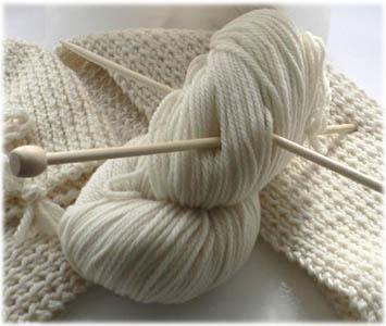 Lavorare la maglia ai ferri