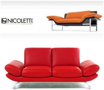 Nicoletti salotti: l'azienda