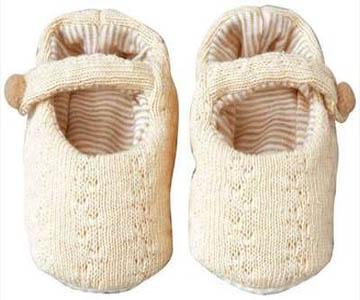 Scarpine da neonato