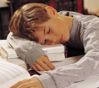 stress da scuola nei bambini