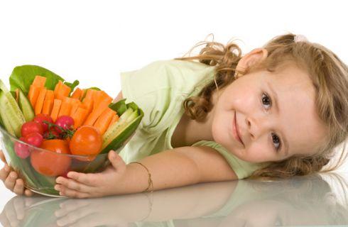 come crescere bambini sani