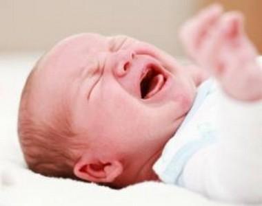 coliche al neonato
