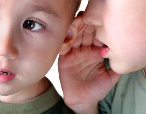 salute: la balbuzie nei bambini