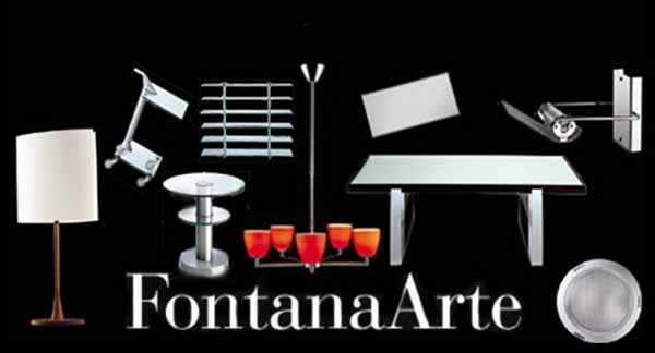 FontanaArte: illuminazione e lampade
