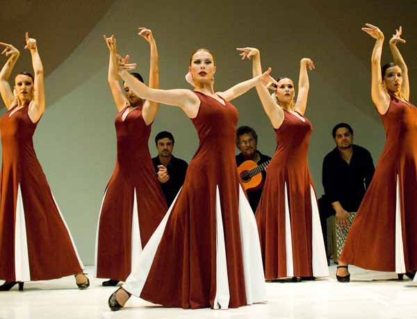 Danza spagnola