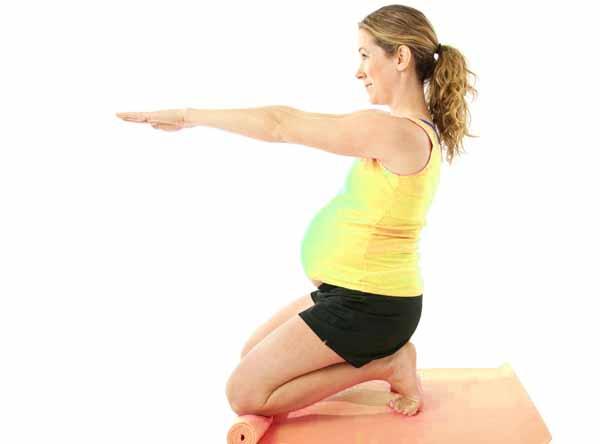 Физическая форма при беременности