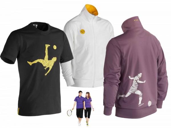 Come scegliere l'abbigliamento sportivo da uomo