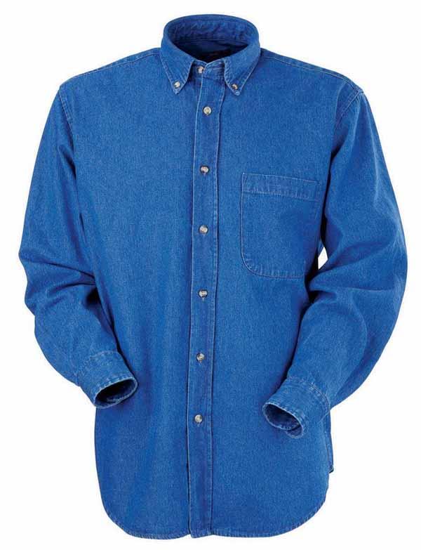 Scegliere la camicia di jeans