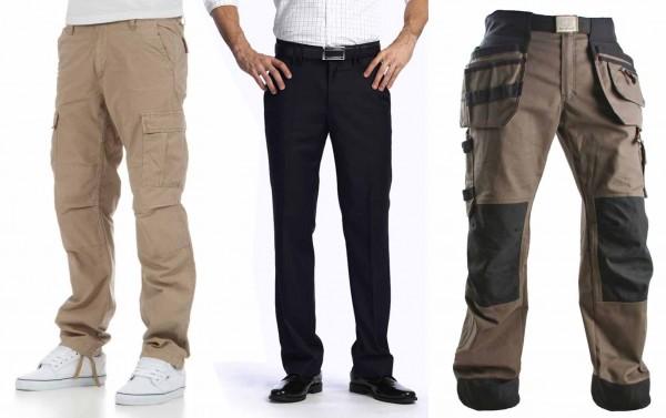 Come scegliere i pantaloni giusti