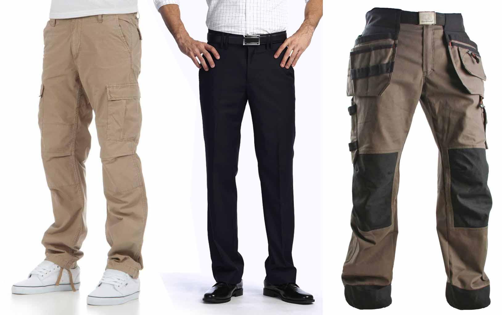 Scegliere i pantaloni