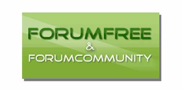 ForumFree e ForumCommunity