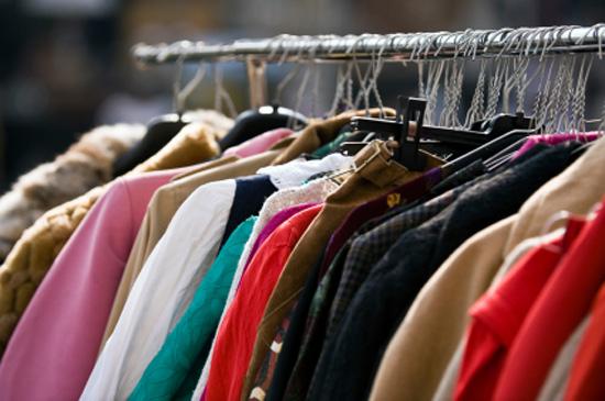 comprare abiti usati