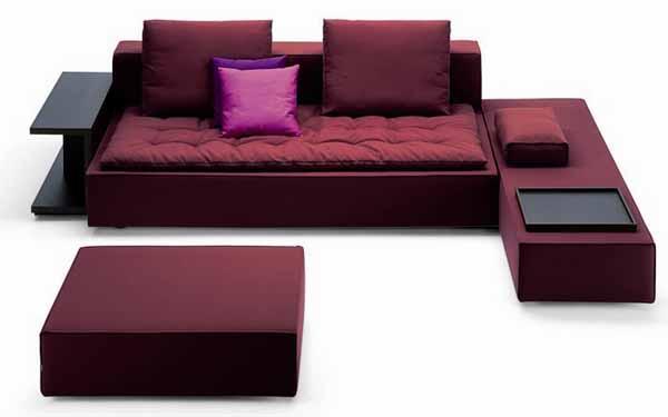 La storia del divano