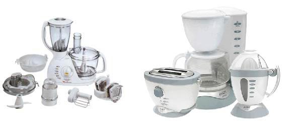 piccoli elettrodomestici: guida completa - Cucina Elettrodomestici