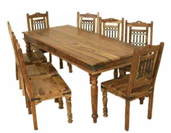 Sedie e tavoli: guida alla scelta
