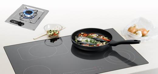Piani di cottura per la cucina