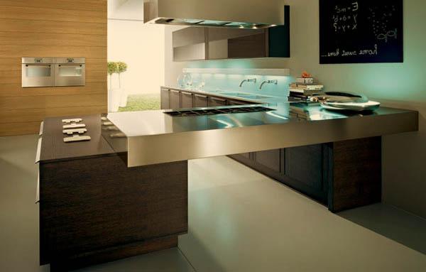 Isole e penisole da cucina - Isole cucine moderne ...