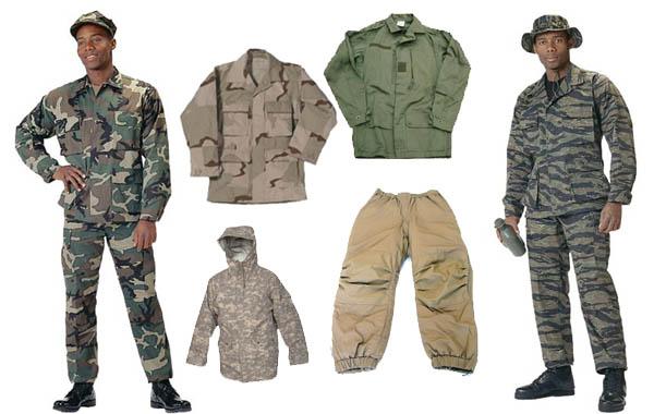 Come scegliere e dove comprare abbigliamento stile militare