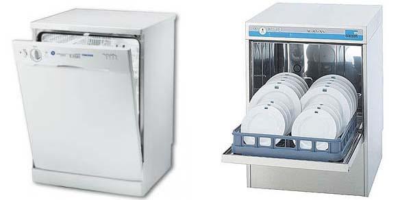 Manutenzione lavastoviglie:
