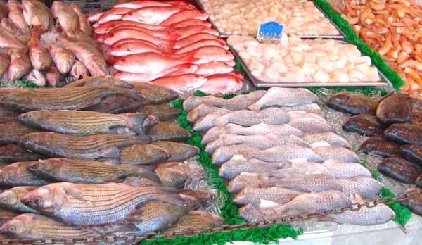 riconoscere e comprare il pesce fresco