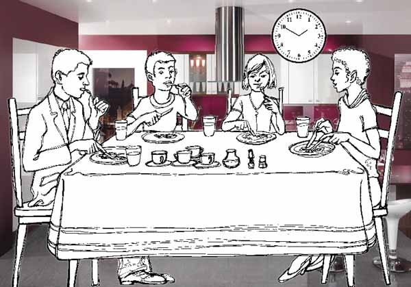 Italiani a tavola: cosa si compra e cosa si mangia