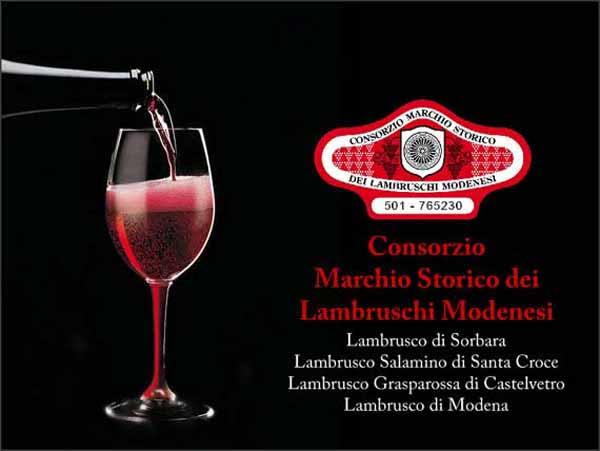 Lambrusco modenese