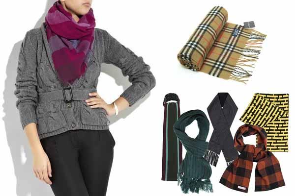 come scegliere la sciarpa