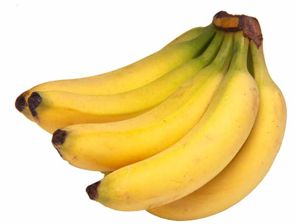 banane e rischio pesticidi