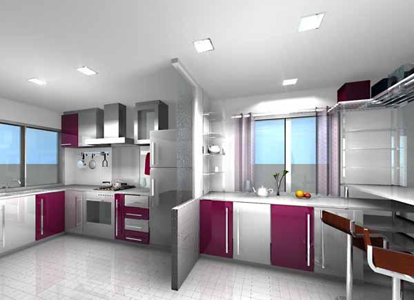Illuminazione della cucina come scegliere - Dove comprare cucina ...