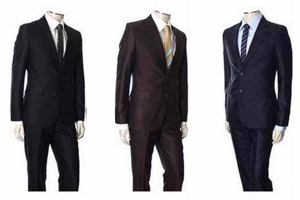 Abito da uomo: scelta per statura e corporatura