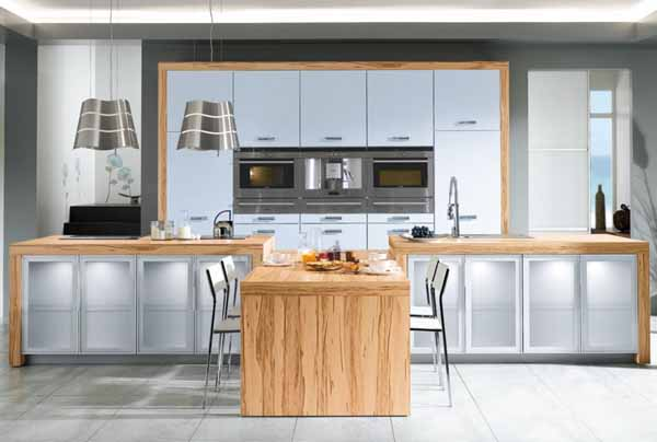 Materiali dei mobili della cucina: come sceglierli