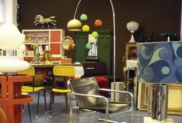 Comprare mobili di modernariato