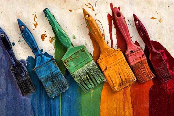 Pennelli e rulli: pulire e conservare