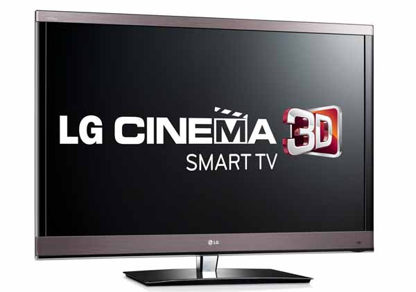 Televisori LG 3D