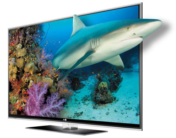 Tecnologia 3D dei televisori