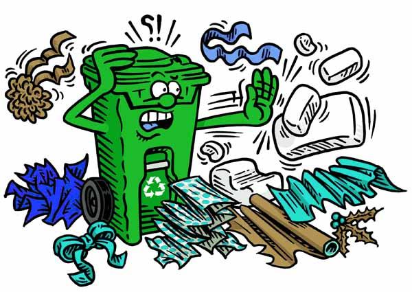 produrre meno rifiuti