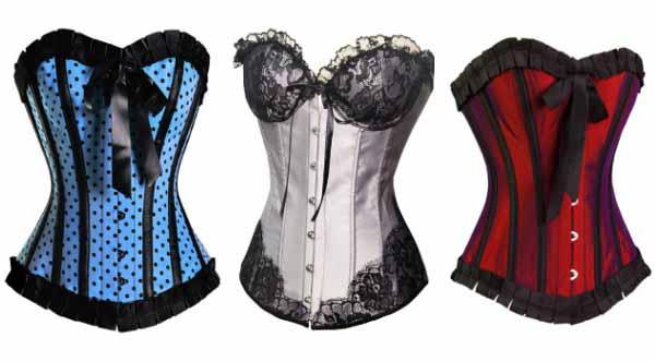 Storia del corsetto