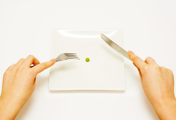 Come uscire dall'anoressia