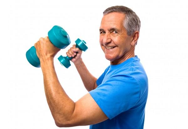 Ginnastica Per Anziani: Ritardare L' Effetto Dell'invecchiamento