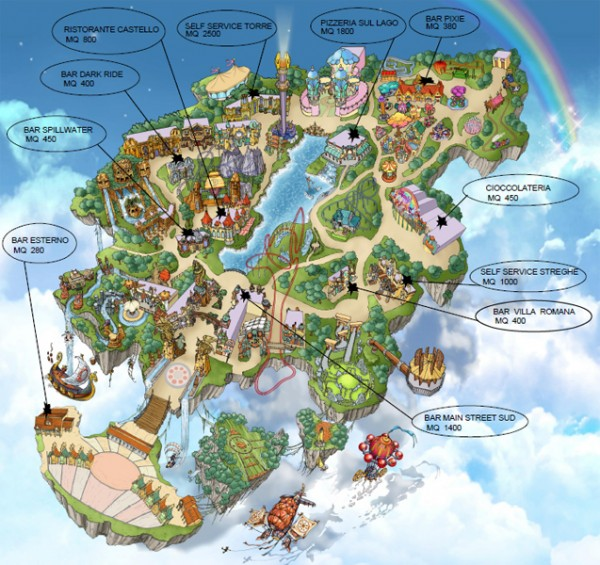 Che cos'è Rainbow magicland?