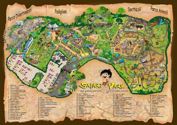 Che cos'è Safaripark