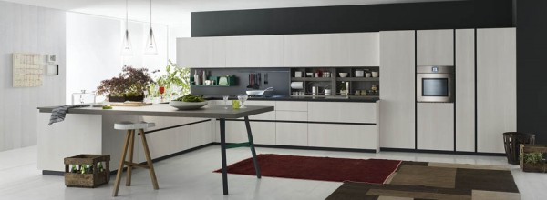 Le cucine multimediali