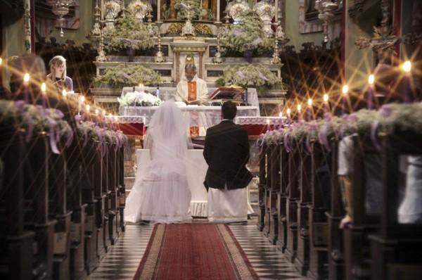 Come organizzare un matrimonio in chiesa