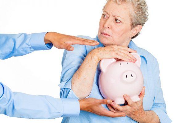 La pensione di reversibilità