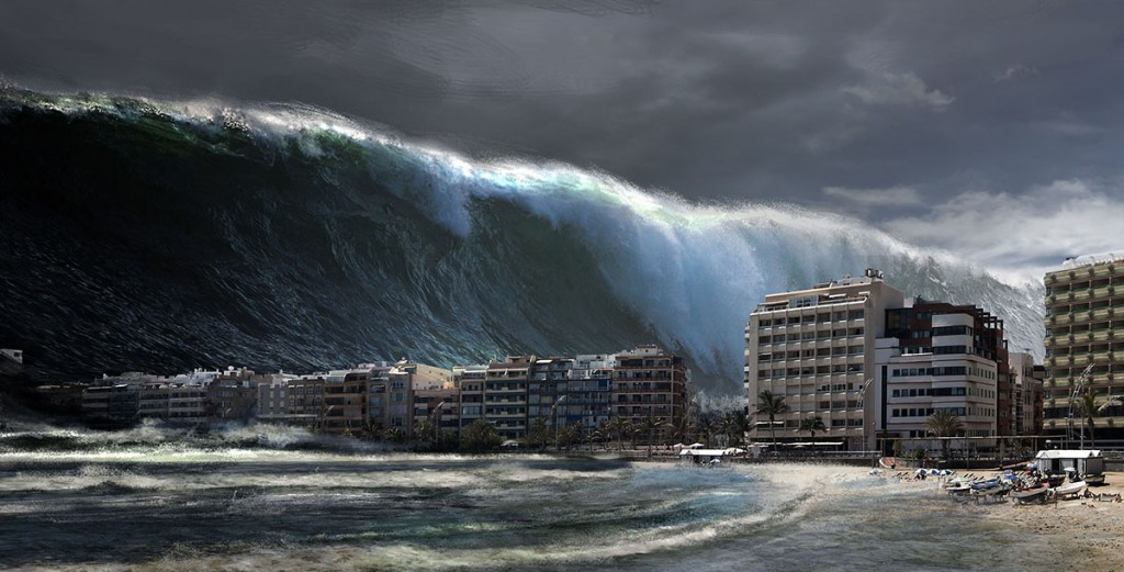 Risultati immagini per tsunami