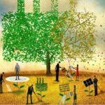 Società e singoli a sostegno di un mondo green oriented